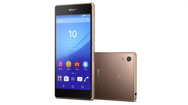 Sony Xperia Z3+ Features