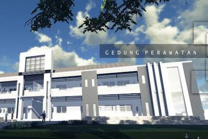 Gambar Bangunan Rumah Sakit Gedung Perawatan harga 450 ribu