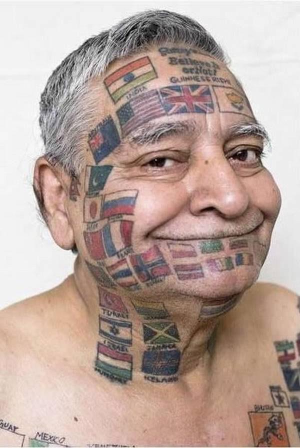 Stupid Tattoosteulugar