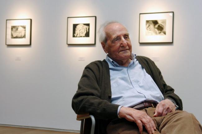 D.E.P. Horacio Coppola (Fotógrafo Argentino) -1906-2012