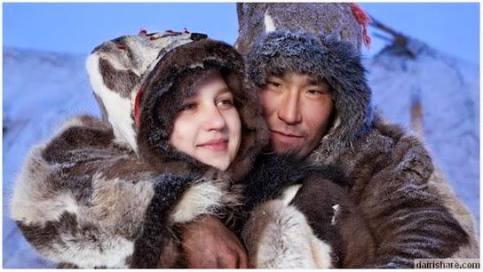 GAMBAR GAMBAR Kehidupan Orang Siberia Yang Tinggal Di Penghujung Dunia