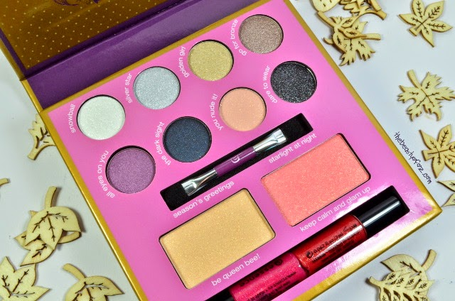 essence Party Look Make-up Box Review