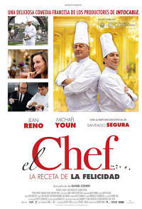 El chef, la receta de la felicidad (2012) Online pelicula online gratis