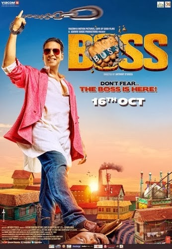 Boss (2013) Watch Movie Online Full
