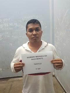 Recapturados dois foragidos do Compaj e preso trio envolvido com o tráfico de drogas na cidade