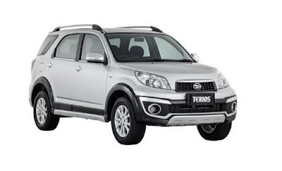 Review Mobil Daihatsu Terios TS (Part 1)