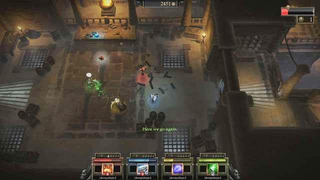 Gauntlet PC Games Gameplay
