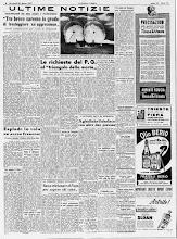 LA NUOVA STAMPA 28 MARZO 1951