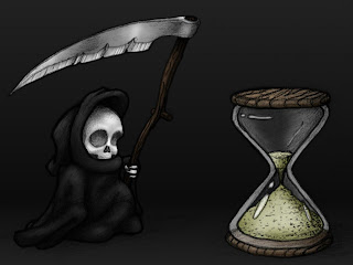 Baby Death Dark Gothic Wallpaper