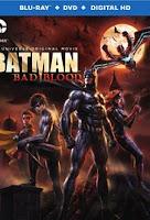 Batman: Bad Blood (2015) Poster