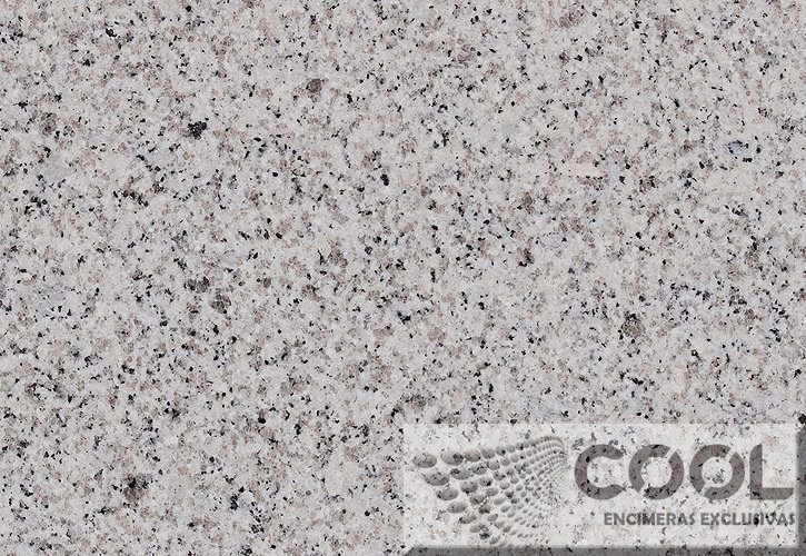 Cool encimeras exclusivas granito nacional blanco cristal for Granito nacional colores