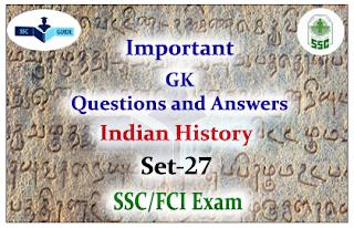 History –GK Quiz