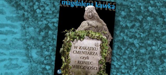 Magdalena Kawka powraca z nową książką!