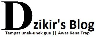 DZIKIRSM's BLOG