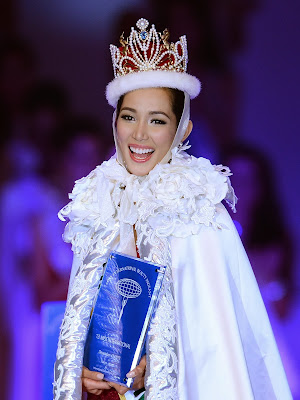 Miss, International, Beauty, Pageant, Showbiz, Japan, Tokyo, Philippine, Crown, Winner, 2013, Bea Rose Santiago, Netherlands, New Zealand, Kiss,