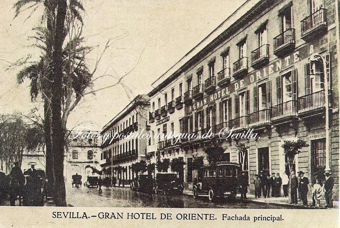 Fotos y postales antiguas de Sevilla: Ofertas de Hoteles