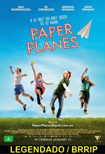 Assistir Aviões de Papel (Paper Planes) Legendado 2015