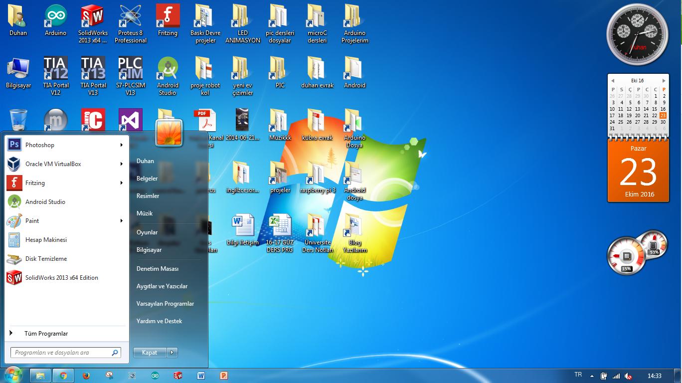 Başlat düğmesi, Windows işletim sistemi arabiriminin ana öğesidir