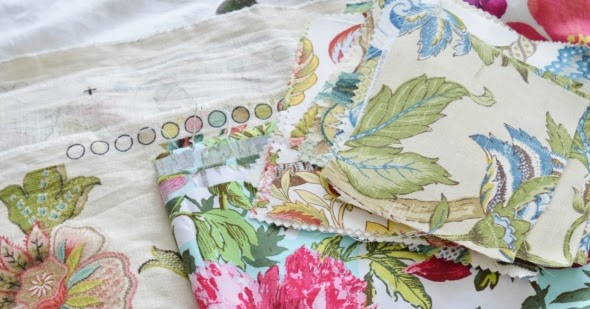 Five Kinds Of Happy Interior Design Fabric Samples