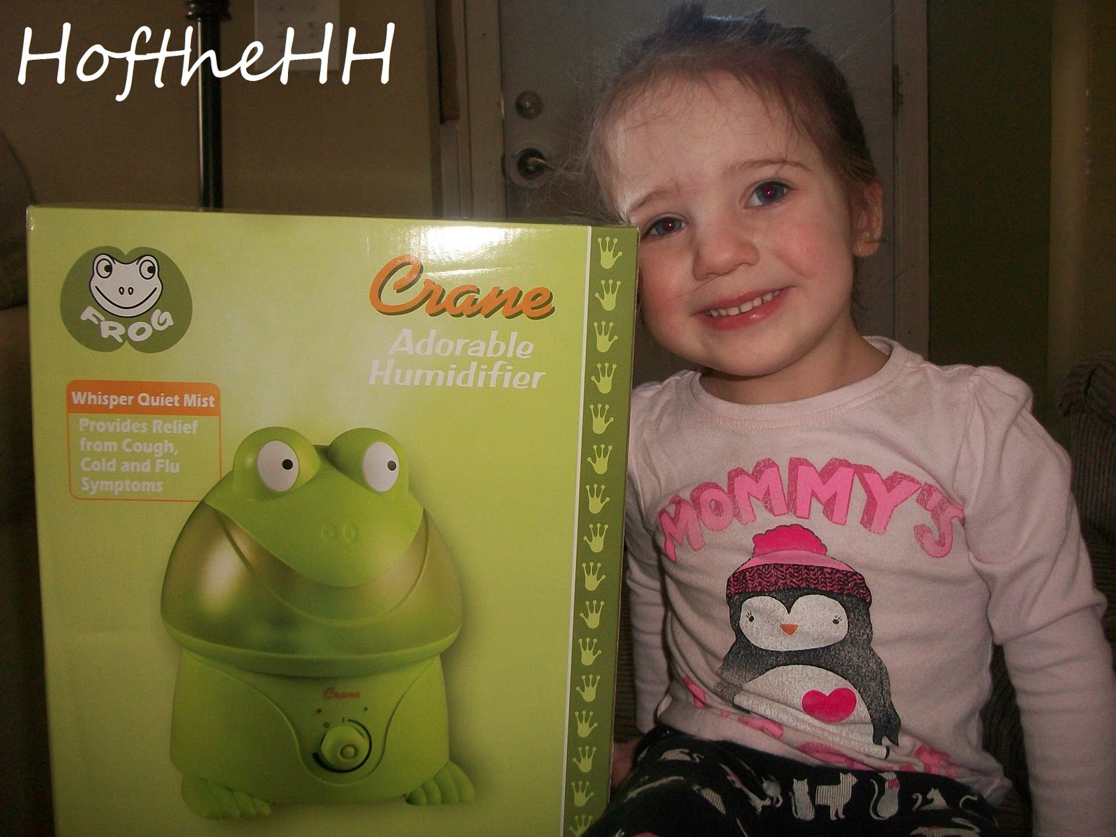 Crane Humidifier Review & Giveaway {CLOSED} Happenings of the Harper  #51591C