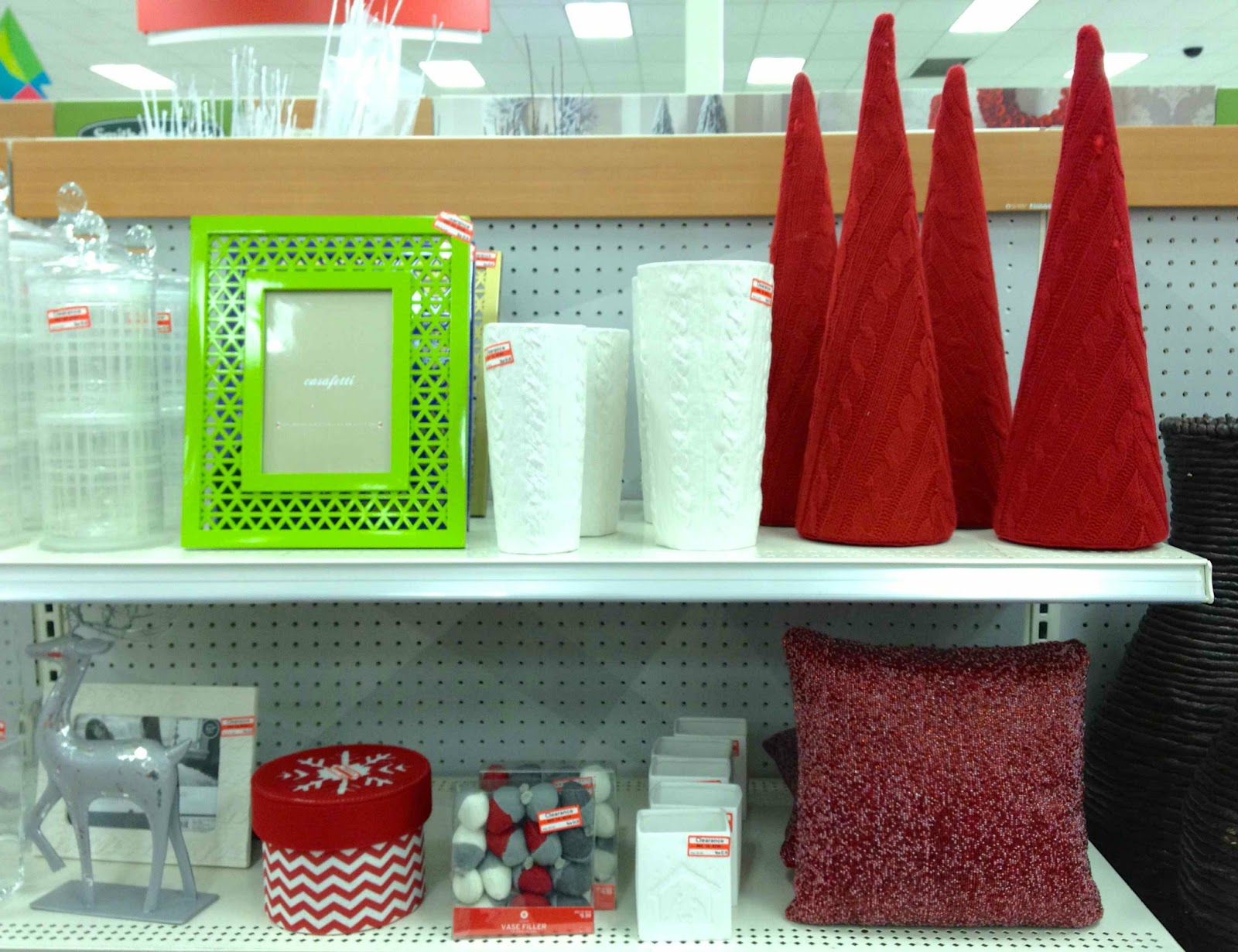 target holiday home dcor clearance