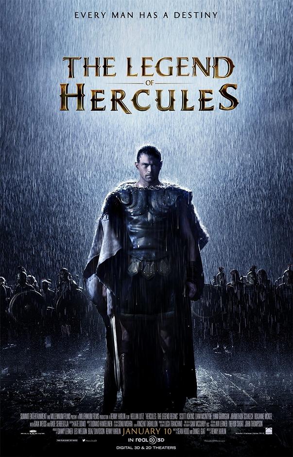 Hércules: El origen de la leyenda póster
