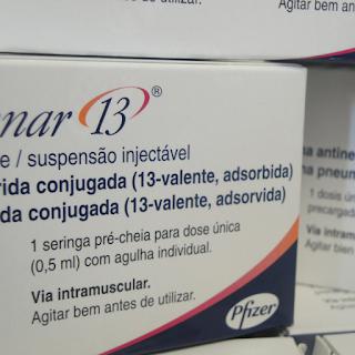Vacina pneumocócica prevenar 13®