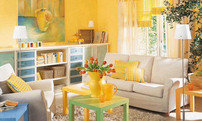 Combinar Colores Paredes Y Muebles Debes Saber Ademas Que El Color