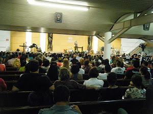 Igreja Batista Getsemani em BH