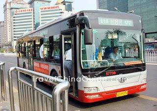 Public Bus, China