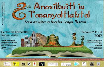 Programa General Amoxilhuitl 2017