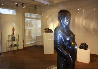 Exposition Espace-Galerie des femmes : Vierge noire