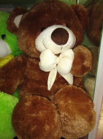 Boneka Beruang Coklat