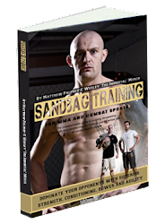 Sandbag Training For MMA &amp; Combat Sports