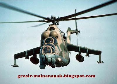 merakit mainan-helikopter