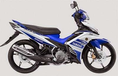 Harga Motor Yamaha Jupiter Mx 2014 Bekas