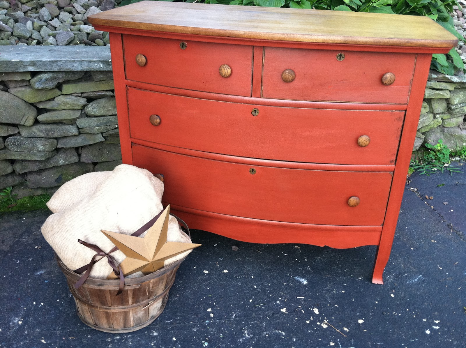 cinnamon stick dresser