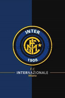 F.C. Internazionale Milano Logo For Iphone