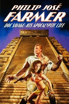 DELUXE HARDCOVER! <br><i>Doc Savage: His Apocalyptic Life</i> <br>by Philip José Farmer