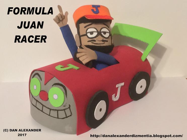 Formula Juan Racer: Numero Uno!