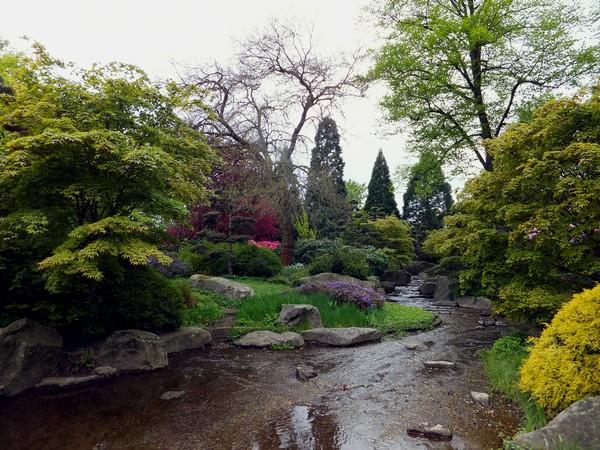 Hambourg Hamburg Parc Planten un Blomen
