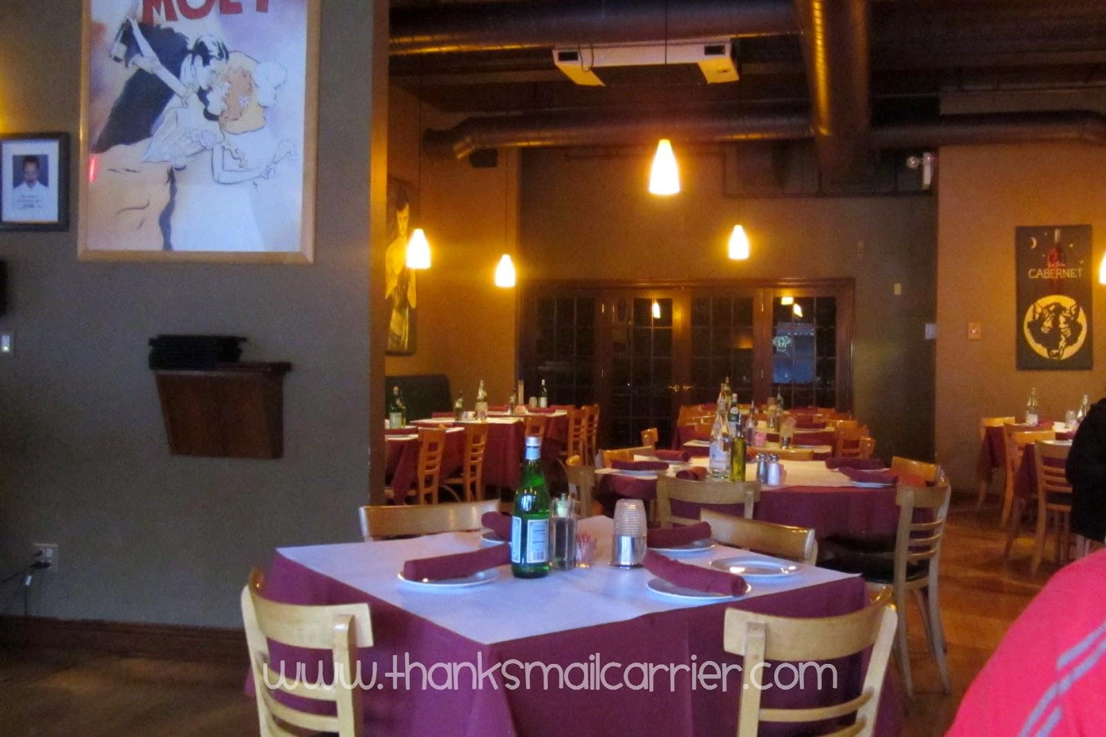 Vincitori restaurant
