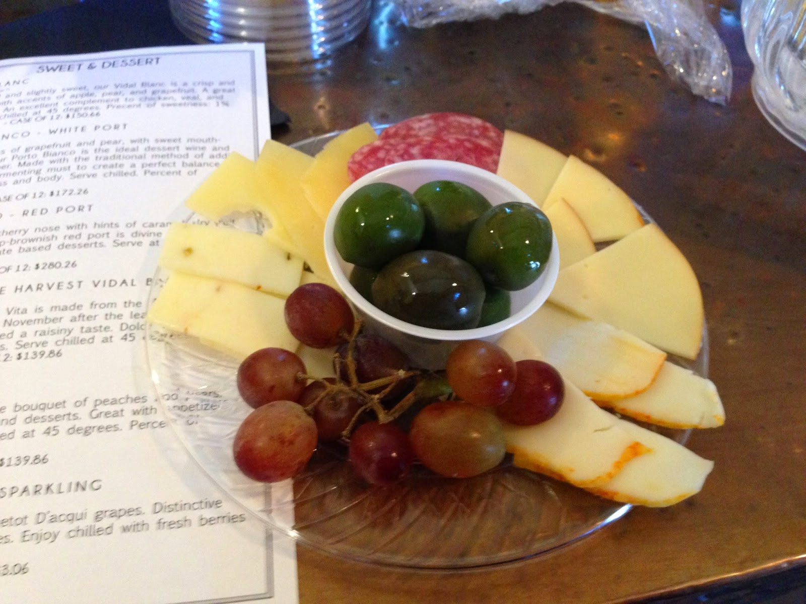 New Jersey Wine Trail - Hopewell winery