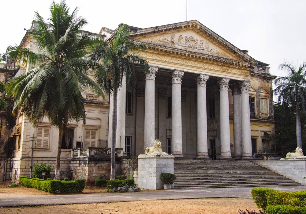 List heritage buildings hyderabad house