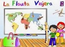La flauta viajera