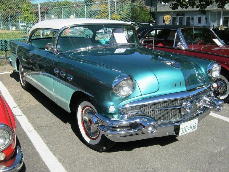 exposition de voitures anciennes st-sauveur 2012
