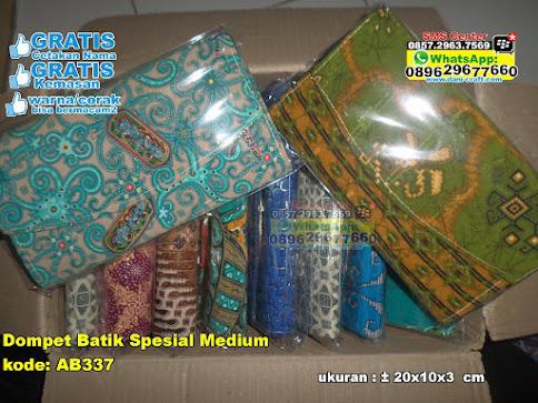 Dompet Batik Spesial Medium unik
