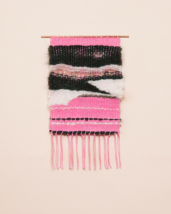 weaving ou tissage contemporain