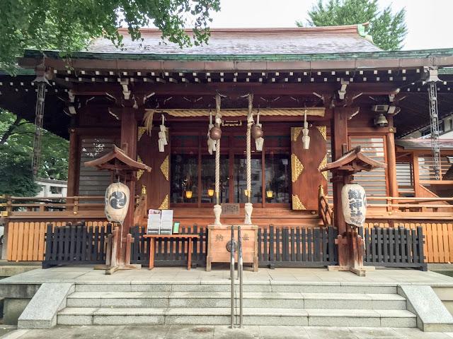 鎧神社,拝殿〈著作権フリー無料画像〉Free Stock Photos