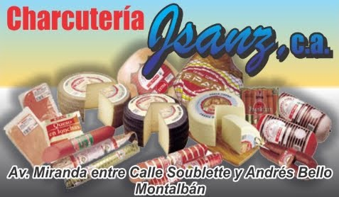 CHARCUTERIA JSANZ.C.A